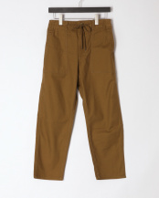 キャメル●(9999)STRETCH EASY BAKER PANTS○801310249