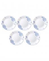 ファミエット 大皿 (グランドフルール)5枚セット○B22222-GF