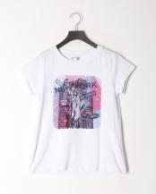 ニューヨーク●Tシャツ○IT-6229