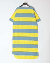 KO12/YLWXADRIAC BLUE●BMB H/S T DRESS○L201HJOP0240KO