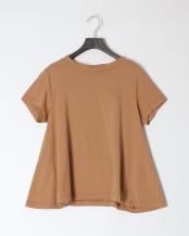 コルクベージュ●オーガニックコットンデザインTシャツ○204-3160