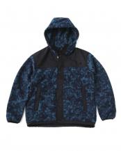 ブルー●94 RAGE Classic Fleece Jacket ナノ・ユニバースメンズ(バイイング)○6709212045