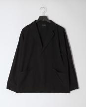 ブラック●テーラードシャツジャケット○01701401