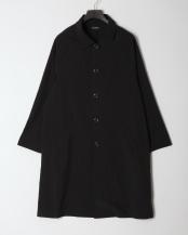 ブラック●カチオンオーバーサイズコート○01701403