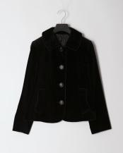黒●ベロアJK○410-18748
