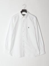 ホワイト●カジュアルシャツ○J1M80140