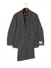 チャコール●ノッチドラペル スーツ○rt020s06