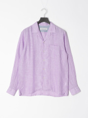 ラベンダー●シャツ○1-0804-2-51-008