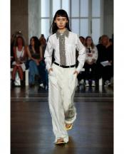 01/white●Metal cotton shirt○TA01-FJ020