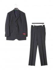 ネイビー●スーツ (IVYモデル)○KSD016A3044
