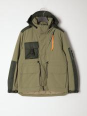 Cassel Earth-Duffel Bag●EK+ Field Jacket C EARTH/DFL BFQ○TB0A2CEEAX31