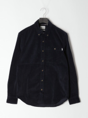 Dark Sapphire●AF LS Corduroy reg shirt DARKFQ○TB0A2F454331