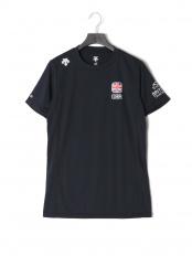 ネイビー●DESCENTE TRIATHERON 半袖Tシャツ GB H/S SHIRT○DNMPGA58