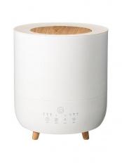 ホワイト●ハイブリッド加湿器「フォグミスト」○HB-T2153