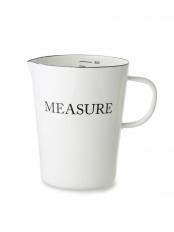 ホーローメジャーカップ・L「MEASURE」○LW-124