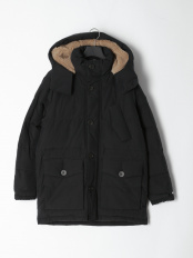 BLACK●NORDIC DOWN MIDDLE COAT○YM45001