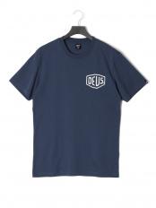 ネイビー●TOKYO ADDRESS Tシャツ○T-DMW41808R