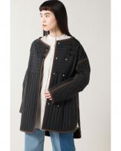 ブラック●リバーシブルキルトジャケット R/B(オリジナル)○6001121003