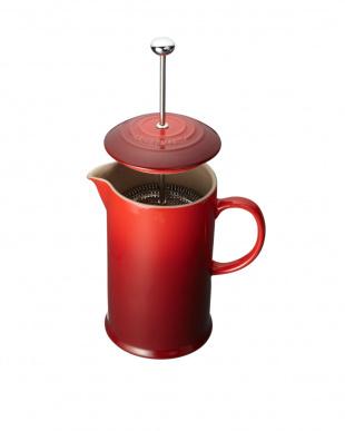 チェリーレッド コーヒー・プレスを見る