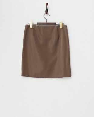 424 GRY BRN ブラウン系 スカートを見る