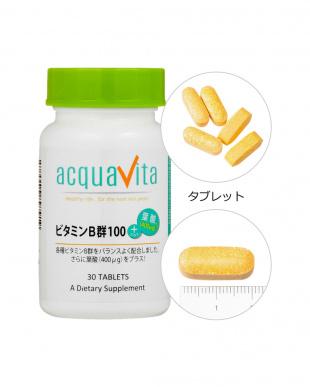 ビタミンB群100+葉酸(400μg)(30粒/1ヵ月分)×3を見る