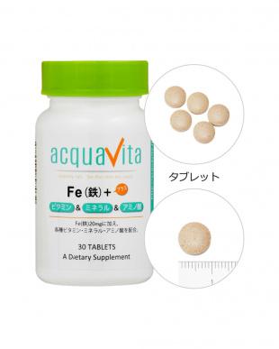 Fe(鉄)+ビタミン・ミネラル・アミノ酸(30粒/1ヵ月分)×3を見る