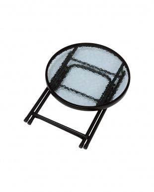 折りたたみ式 テーブル/チェア2脚 セットを見る