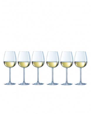 ウノローグ エキスパート 350(白ワイン用) 6客セットを見る