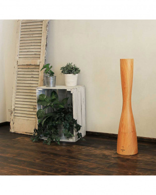 プレーン アロマ超音波式加湿器 Sablier -wood-を見る