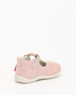 ピンク ライトピンク BONISTA ベビーシューズを見る
