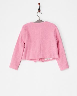 ピンク tweed jacketを見る