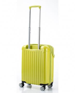 ライムカーボン トップオープンスーツケース Sを見る