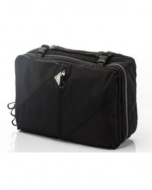 ブラック 国内旅行に最適 トラベル3WAYバッグ 約20Lを見る