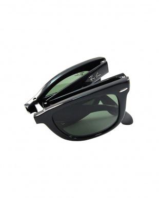 マットブラック WAYFARER フォールディングサングラスを見る