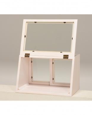 カウンター上ガラスケース 40×25×25cmを見る