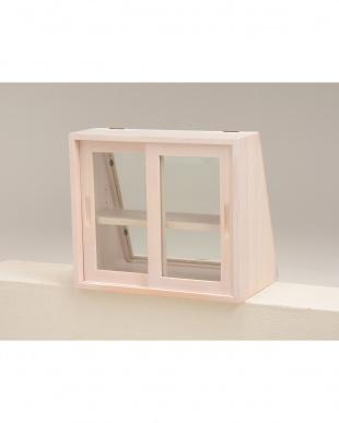 カウンター上ガラスケース 40×25×35cmを見る