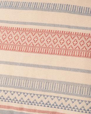 レッド テラ インド綿ラグ 185×185cmを見る