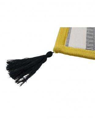 ブラック テラ インド綿ラグ 185×185cmを見る