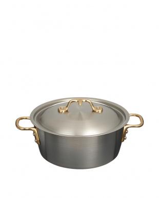 ブラック オール熱源対応アルミ蒸籠セット(21cm)を見る