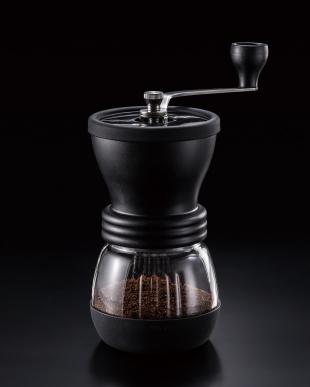 ブラック セラミックコーヒーミル・スケルトンを見る