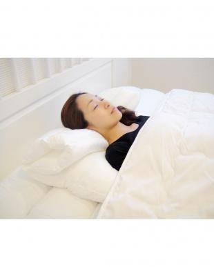 ホワイト 45×65cmピローミー(枕)を見る