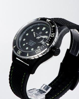 グリーン 自動巻腕時計を見る