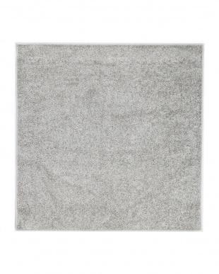 シルバー デタント ツイストシャギーの国産ラグ 185×240cmを見る