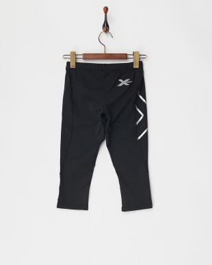 BLK/BLK THERMAL 3/4 COMPRESSION TIGHTS WOMENを見る