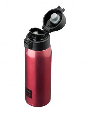 レッド 真空断熱ステンレスマグボトル(エアゼロ)500mLを見る
