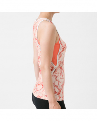 coral switch layered bra topを見る