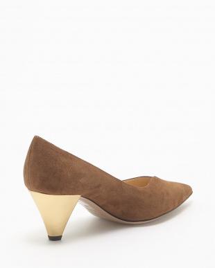 BISONTE559 + ORO(heel) パンプスを見る