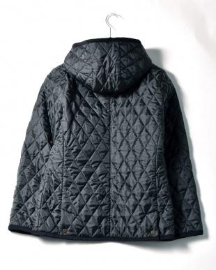 ネイビー キルティングジャケット|WOMENを見る