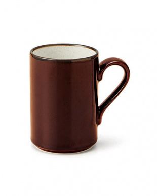 ホワイト/ブラウン ロングマグカップ ホワイト&ブラウン 3Pセットを見る