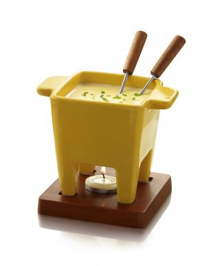 チーズ&チョコレート フォンデュ 2人用 Dutchを見る